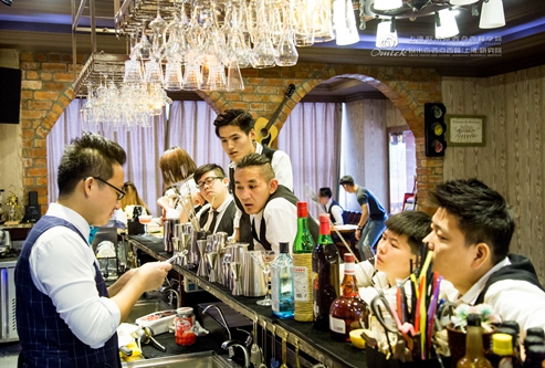 上海调酒培训 你就是未来